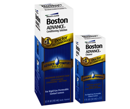 Boston Advance® Comfort Formula Conditioning Solution and Boston Advance Cleaner