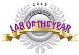 VisionWeb Lab of The Year 2012