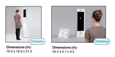 Visioffice Dimensions